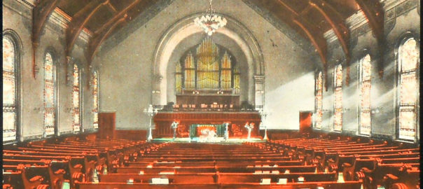 Jim West central baptist church memphis tn 1909