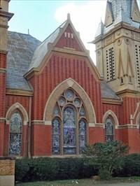 Jim West Central Christian Church - Greenville, TX